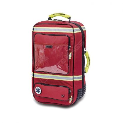 Advance Life Support Emergency bag.