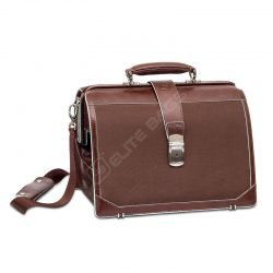Classic Leather Medic Briefcase