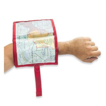 Dokumentenhalter-Armband