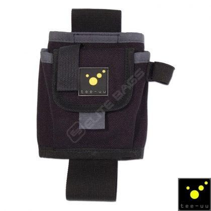 Bolsillo para radio Compartimento especialmente diseñado para transportar el receptor de radio tanto digital como analógico.
