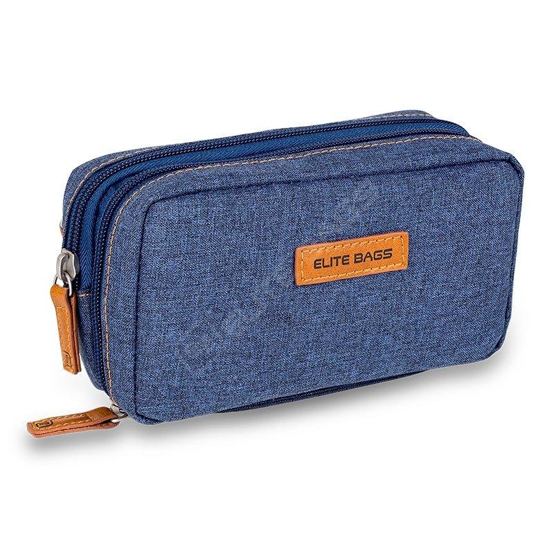 Elite Bags - DIABETIC'S - Isothermal toiletry bag for diabetic kit - Black