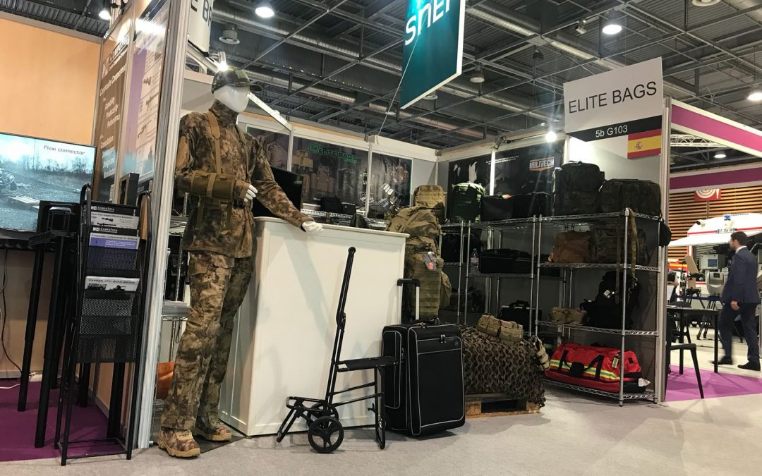 EUROSATORY DEFENSE & SECURITY INTERNATIONAL EXHIBITION 2018