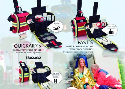 QUICKAID'S FAST'S COMPACT'S