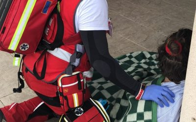Red Cross of Buje, won the National First Aid Competition