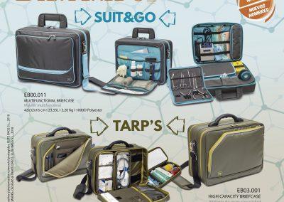 SUIT&GO & TARPS