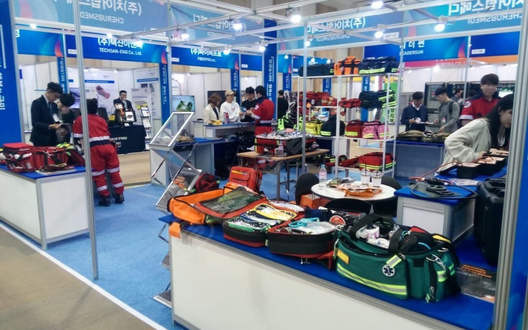 FIRE &SAFETY EXPO KOREA 2019