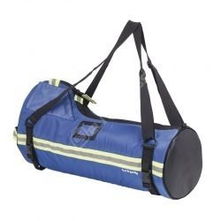 Cylindrical bag for oxygen theraphy