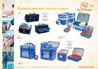 CLINICAL ANALYSIS