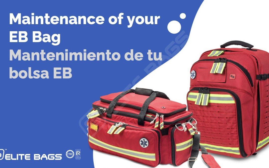 Mantenimiento de tu bolsa EB